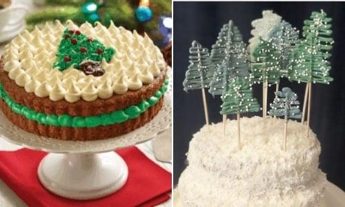 arbol-de-navidad-formas-para-decorar-un-pastel-esta-navidad