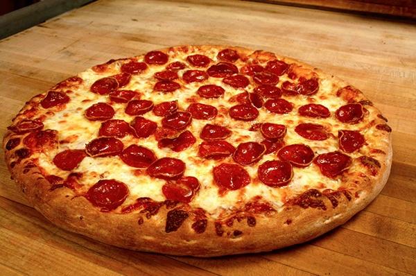 Pepperoni-Pizza