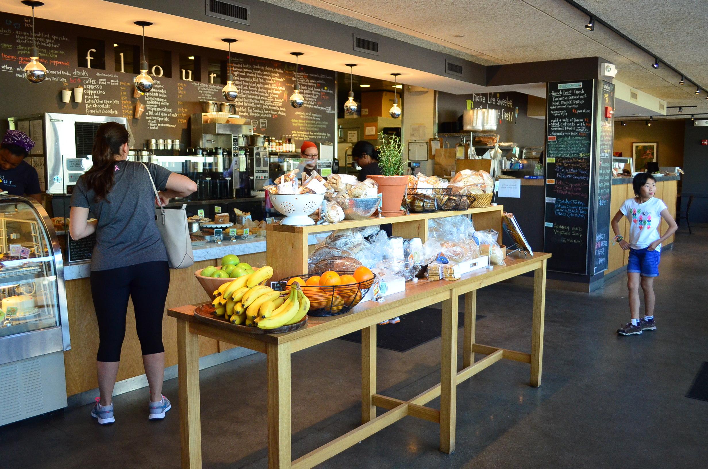Flour Bakery + Café (Boston)