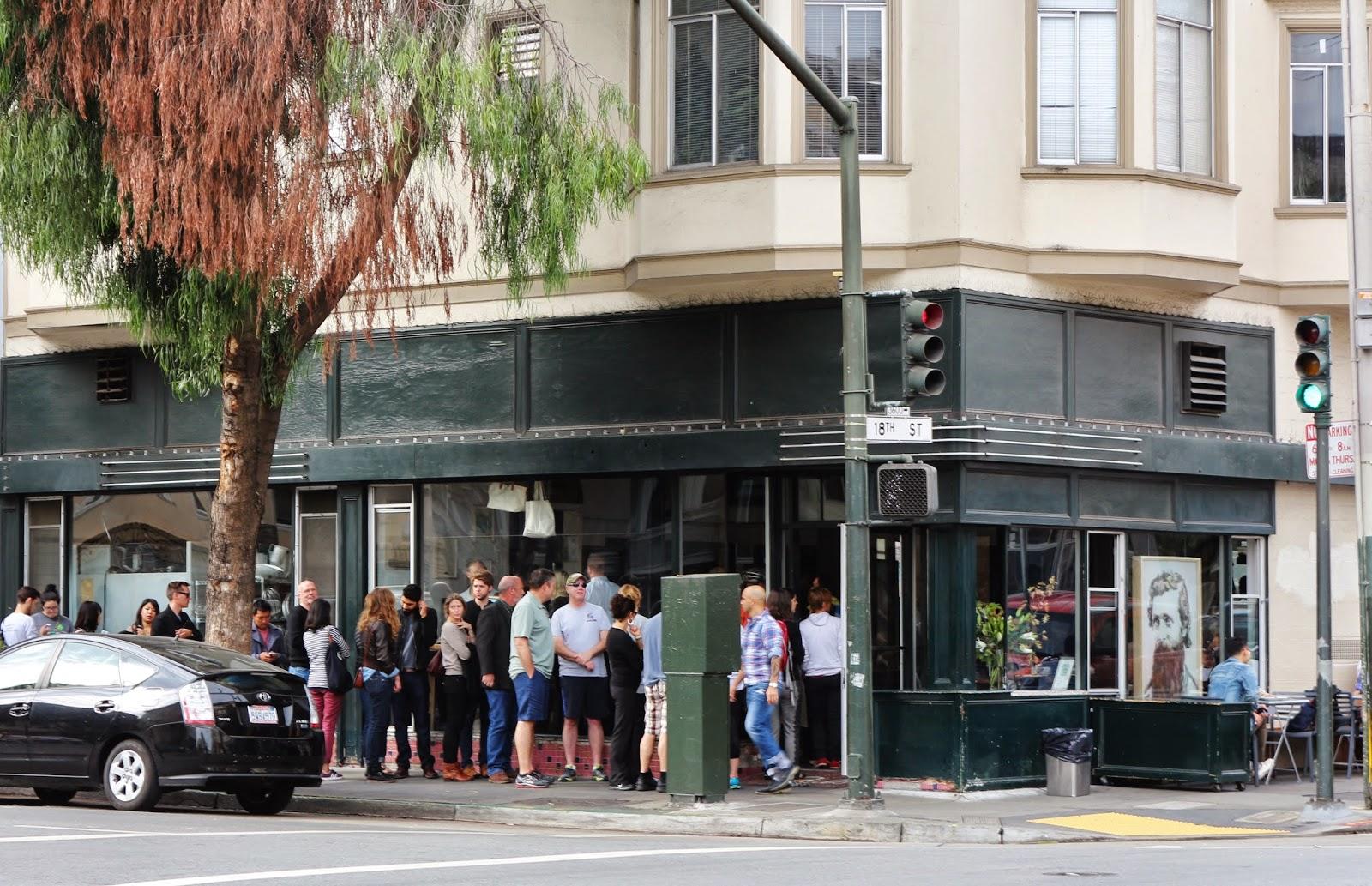 Tartine Bakery and Café SF