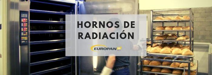 Ventajas de los hornos de radiación - Europan