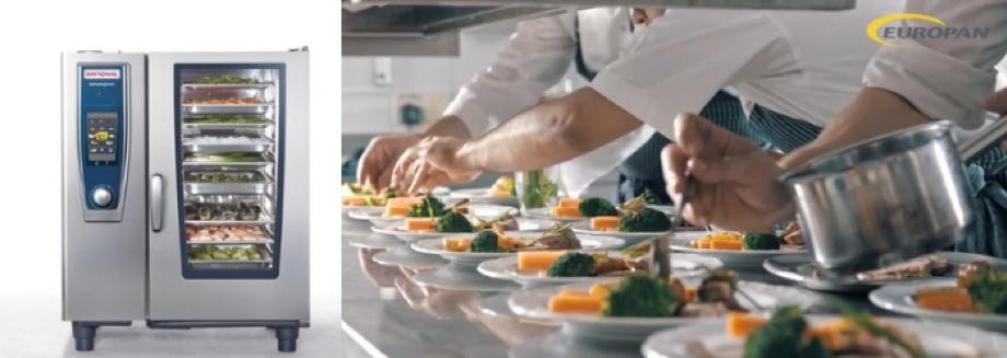 Cocción inteligente: beneficios de cocinar con equipos RATIONAL - Europan