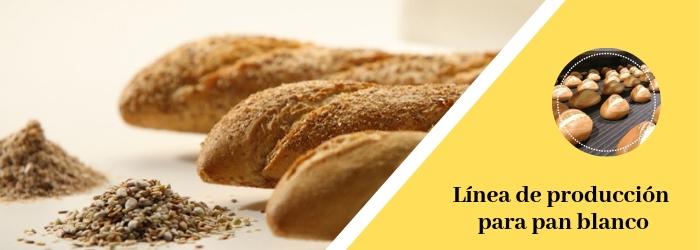 5 ventajas de las líneas de producción para pan blanco - Europan