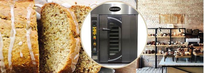 El mejor horno rotativo para negocios medianos y pequeños - Europan