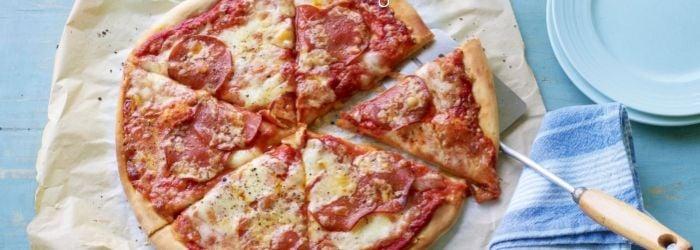3 tipos de masa para pizza que debes conocer