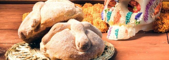 7 curiosidades que no sabías del pan de muerto