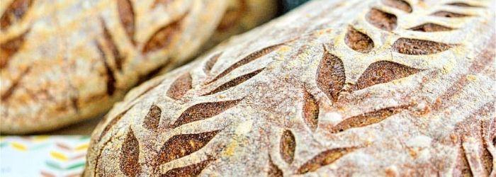 5 técnicas para decorar pan artesanal - Europan