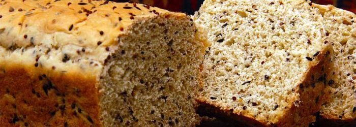 4 beneficios de hornear panes con linaza - Europan