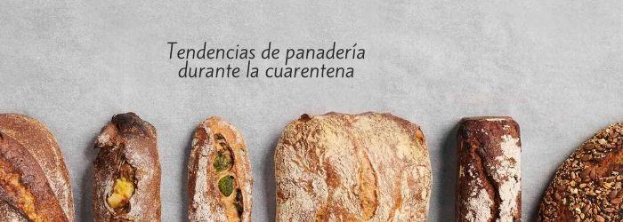 Las 5 tendencias de panadería más exitosas durante la cuarentena