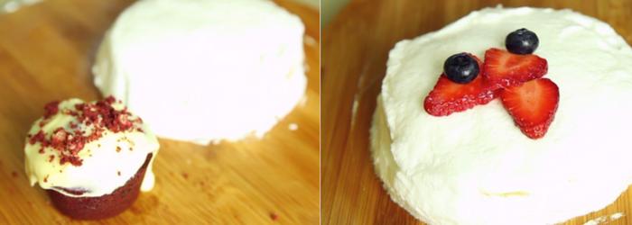 Técnicas para decorar pasteles