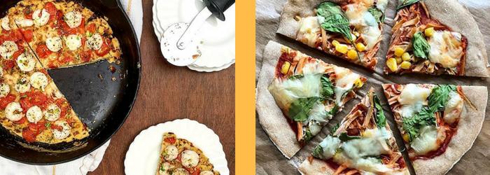 Las 5 pizzas más saludables - Europan