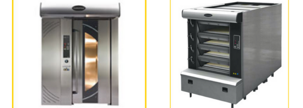 ¿Qué tipo de horno es mejor: rotativo o de piso? - Europan
